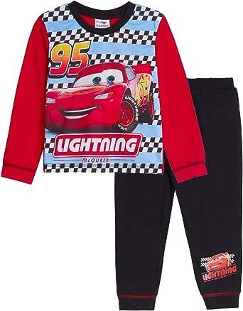Disney Cars Boys Long Pyjamas Pjs