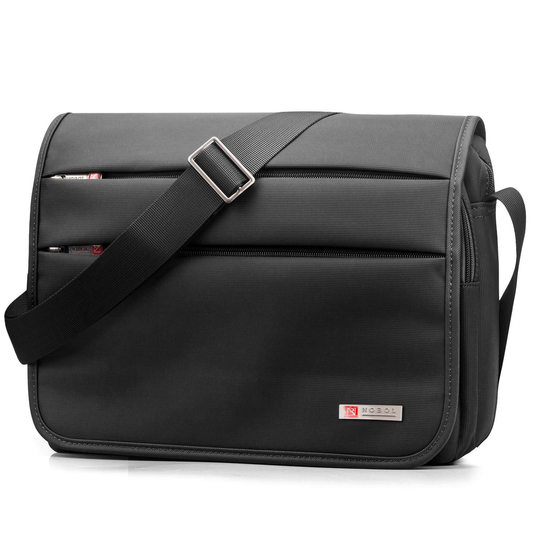 71cSSoJw4CL - SPAHER Bolso de Hombro para Hombre maletín iPad Laptop Work Messenger Bolso de Negocios Escuela Crossbody Bolso de Mano…