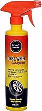 WaveX TWF350 Tyre and Wheel Foaming Cleaner (350 ml)