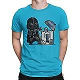 209 Premium T-shirt, Star Wars Robotic Rubbish Bin