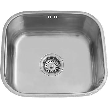 Rieber E 25 72020101 - Lavello a una vasca: Amazon.it: Fai da te