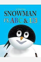 Snowman vs. ABC & 123 (English Edition) Kindle Ausgabe