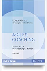 Agiles Coaching: Teams durch Veränderungen führen (Pocket Power) Gebundene Ausgabe