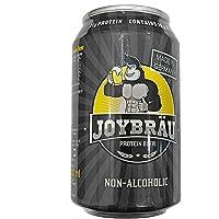 Joybrau Non-alcoholic Protein Beer (21g Protein contains, 10g BCAA) - 330 ml