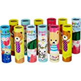 SillyMe Birthday Party Return Gifts for Kids - Pack of 12 - Kaleidoscopes Magical Fun Science Educational Toy