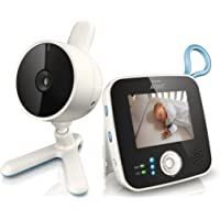 Philips Avent SCD610 Video Babyphone, schwarz