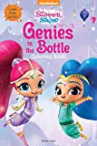 Genie in the Bottle: Giant Coloring Book for Kids (Shimmer & Shine)