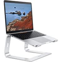 OMOTON Support Ordinateur Portable, Support en Alliage d'Aluminium pour MacBook Pro/Air, PC, Laptop Stand et Tous Les…