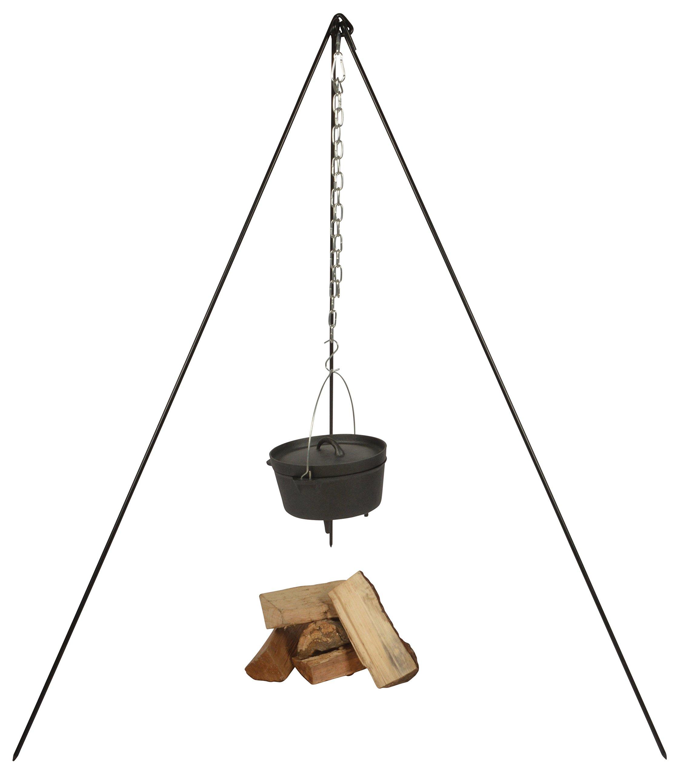 Esschert's Design FF218 Tripod Stand With Chain