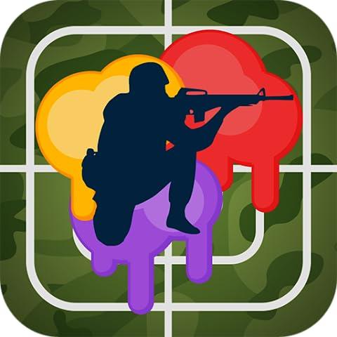 Paintball Battle 3D