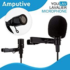 Techlicious 3.5mm Clip Microphone