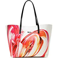 Desigual Pu Shopping Bag, Borsa shoppering Donna, Taglia Unica