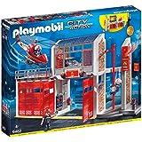 Playmobil 9462 City Action Brandweerkazerne