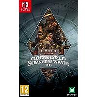 Nintendo Switch - Console Oddworld Stranger Wrath, Edizione Limitata