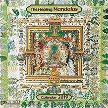 The Healing Mandalas 2019: Kalender 2019 (Mindful Edition)