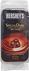 Hersheys Special Dark Pure Chocolate Luscious Pearls 50G Tin Pack