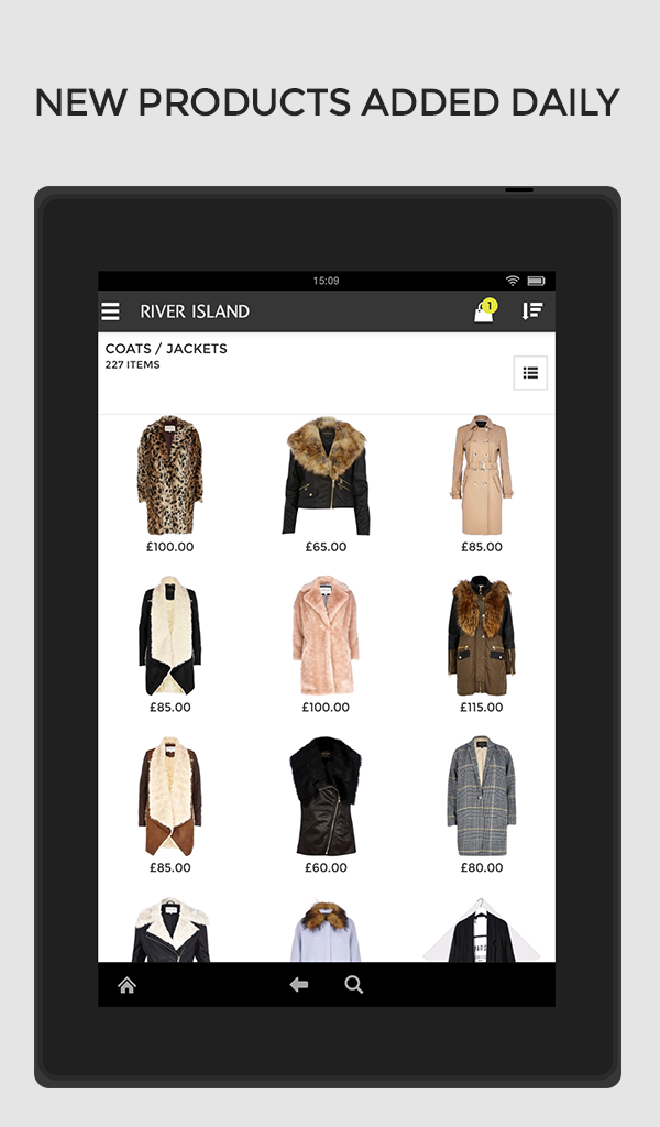 River Island  Amazon.co.uk  Appstore for Android bcec039b0