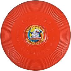 Lauris Plastic Frisbee (Red)
