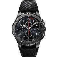 Samsung Gear S3 Smartwatch - Frontier Gris, Display mit 3,3 cm (1,3 Zoll)