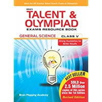 BMA's Talent & Olympiad Exams Resource Book for class-5 (Evs)-2019 Edition