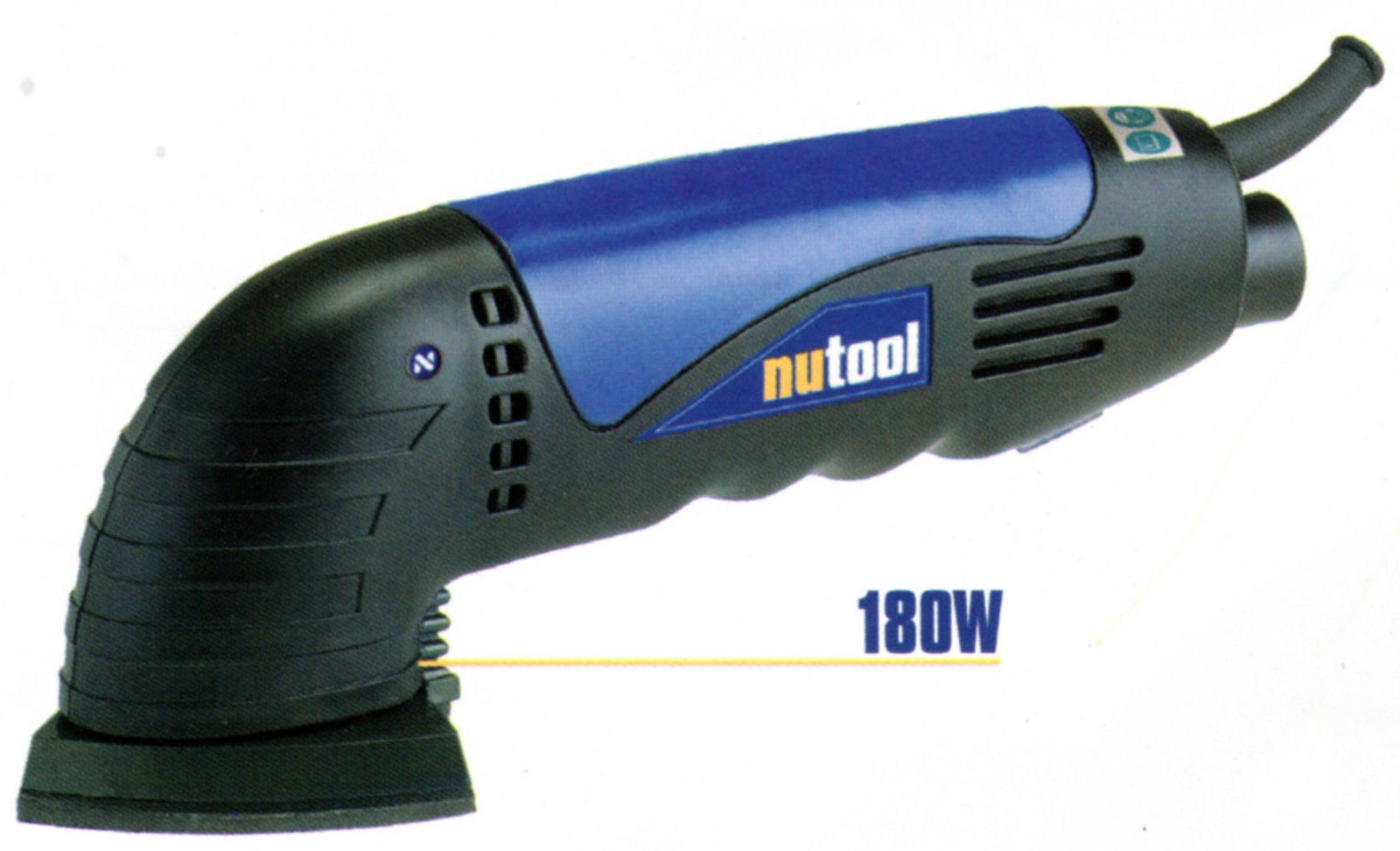 Levigatrice Triangolare 180W Nutool NDS180
