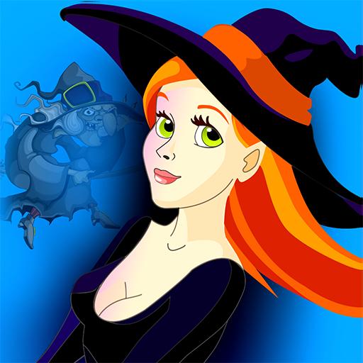 Witch Hunt Sorceress : The Magic Clash Sky Race - Premium Monster Super Video