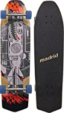 Madrid Skateboards Havoc WMD 38 MAXED Longboard