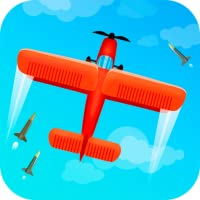 Missile Launch and Avoid: Air Attack Game | Master Pilot: Missile Escape | Pilot Airplane: Missile Launcher Game