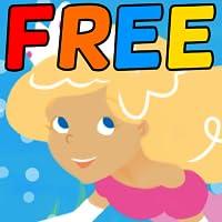 Fairy Tale Games: Mermaid Princess Puzzles - Free