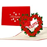 Geburtstagskarte für die Mama, Karte zum Muttertag, besonders, ausgefallen, Geschenkidee, Muttertagsgeschenk oder für…