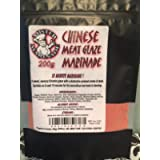 MISTER MARINADE Meat Glaze BBQ Rub Marinade 200g All Flavours (A Chinese)