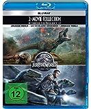 Jurassic World - 2 Movie Collection (2 Blu-rays + 2 DVD-Bonusdiscs)