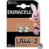 Duracell LR44 - Batteria Bottone Alcalino 1.5V, Specialistica Elettronica, 76A/A76/V13GA Progettate per l'Uso in Giocattoli,