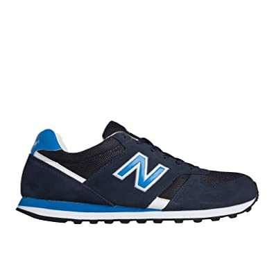 New Balance Herren ML554 Clasico Funktionsschuh, NAVY (410
