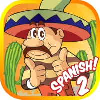 Learn Spanish Words 2 Free: Vocabulary Lessons Game Using Language Flashcards