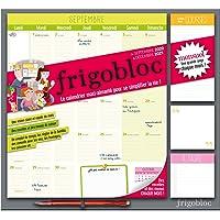 Livres Frigobloc 2021 Mensuel - Calendrier d'organisation familiale par mois (de sept 2020 à décembre 2021) PDF