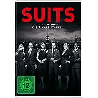 Suits - Season 9 [3 DVDs]