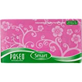 XURO, Paseo Smart for Everyday Softness International Quality Facial Tissues 200 Pulls 2 Ply 400Sheets (Pack of 10)