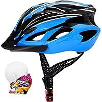 ioutdoor Erwachsene Fahrradhelm CE EN1078, EPS-Körper + PC-Schale, Robust und Ultraleicht, mit Abnehmbarem Visier und…