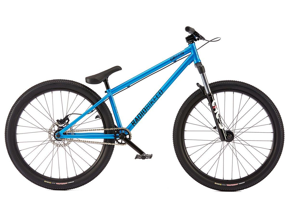 'Radio Bikes Griffin AM 262017Dirt Bike–26pollici | Blu