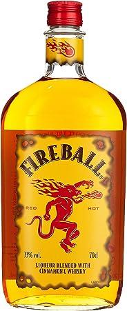Fireball Lik?r Blended With Cinnamon & Whisky (1 x 0.7 l)