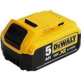 DeWalt Accu voor gereedschap type DCB184 voor XR machines, 18 V, 5,0 Ah, Li-Ion, 18 V, Li-Ion [accu elektrisch gereedschap]