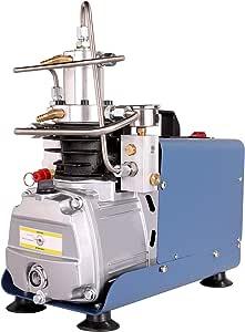 Sfeomi 1800w Kompressor Hochdruck Hochdruckluftpumpe 30mpa 4500psi Kompressorpumpe Selbstabschaltung Elektrische Pcp Luftkompressor Pumpe Baumarkt