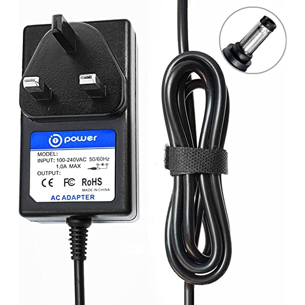 Kircuit Car DC Charger Power Supply for Philips Satinelle Epilator HP6400 HP6401 HP6402