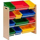 Homesmiths Beige Color Toy Organizer
