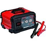Einhell Batterieladegerät CC-BC 15 M bis 300 Ah (6V/12V, mikroprozessorgesteuertes Allround-Ladegerät, Fremdstartfunktion)