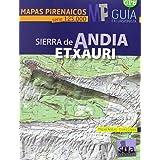 Sierra de Andia Etxauri (Mapas Pirenaicos)