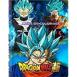dragon ball super livre de coloriage: 50 pages à colorier pour enfants, adolescents et adultes   Dragon Ball Super, Dragon Ba