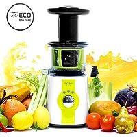Blender pour fruits et légumes de pressage à froid, extracteur de jus Cecojuicer de Cecotec