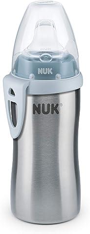 Nuk Nb 255328 Active Cup Çelik Termos, Mavi, 215 Ml